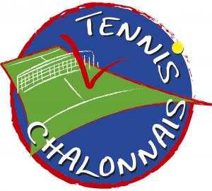 Logo-Tennis-Club sur fond